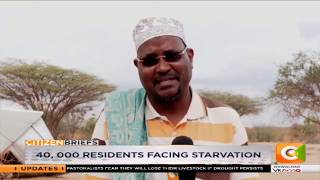 Over 40, 000 Tana River residents facing starvation