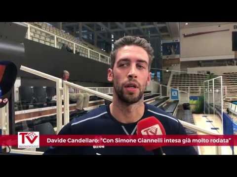 Al lavoro anche Candellaro: