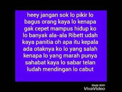 ZackJordan Cukup Tau Lyric