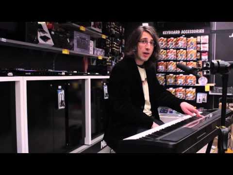 Korg SP170S Digital Piano Review @ JB Hi-Fi
