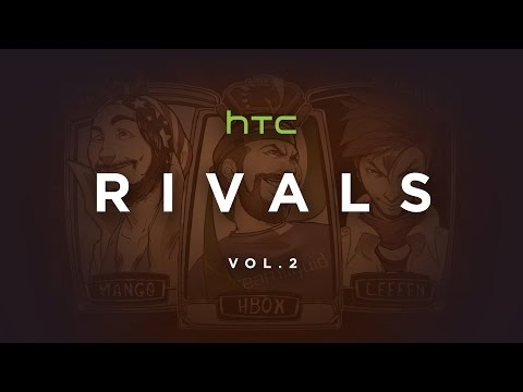 HTC Rivals | Vol. 2: Stamina