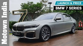 All New BMW 7 Series | Launch & Price | Motown India