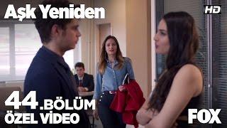 Cansu, Orhan ve Selin ile karşılaşırsa... Aşk Yeniden 44. Bölüm