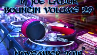 Dj Joe Taylor - Bouncin Volume 29 - November 2014