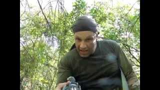 APRIL 1, 2012 Survivalist Solar Cooking Dan vs. Wild BEAR GRYLLS SURVIVORDAN