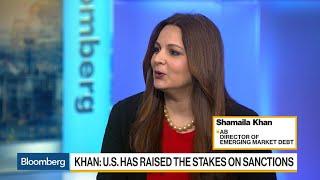 Apr.13 -- Shamaila Khan, AllianceBernstein director of emerging mar...