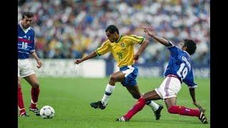 Denilson skills vs France 1998
