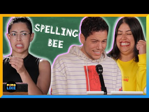 Can You Spell These English And Spanish Words?