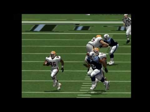 Win a Super Bowl in Madden 2001 with the Tennessee Titans - PART 3
