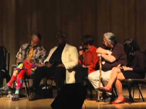 Theory/Practice:  Culture & Psychology, Therapy & Theater (PTW 2010)