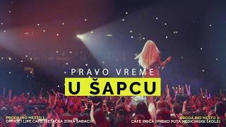 Maya Berović - Pravo vreme - 14.02.2019. Hala Zorka, Šabac (Najava koncerta)