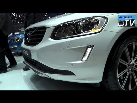 2014 Volvo XC60 T6 Facelift - in Detail (1080p FULL HD)