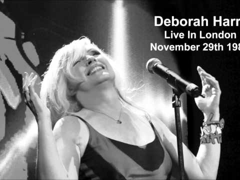 Deborah Harry I Want That Man Live at London's Town and Country Club, November 29th 1989