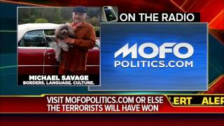 Michael Savage is sick of Ted Cruz's bible-thumping