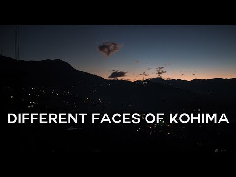 Different Faces Of Kohima