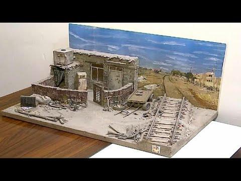 فنان عراقي يجسّد تاريخ بغداد بأعمال استثنائية  - نشر قبل 2 ساعة