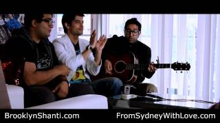 Brooklyn Shanti x Sharad Malhotra - Pyaari Pyaari LIVE Acoustic Performance - 9X TV Bollywood - FSWL