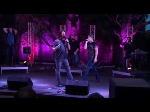 "HOME FREE ""Elvira"" (Oak Ridge Boys Cover) MN Zoo 6-12-2016"