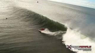 Rip Curl Pro 2011 - Surf Quadrocopter