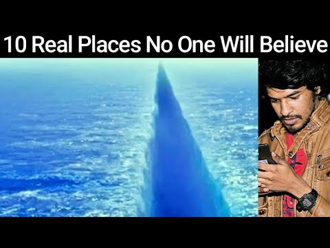 10 Impossible Places in the World | Tamil