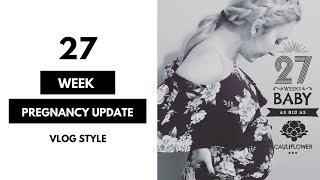 27 Week Pregnancy Update | + Etsy Shop Fortnite Onesie Promo Code