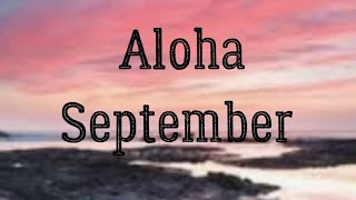 September 2019 Monthly Energy Reading *All Signs