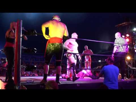 Austrian Aces & Colen vs  Caucasian Con. & Helvetic Warrior - Prater Catchen 2017