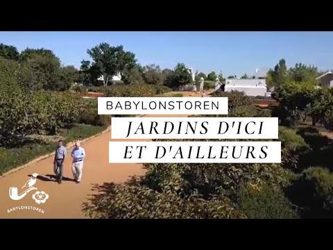 Jardins d'ici et d'ailleurs | Babylonstoren,  Afrique du Sud