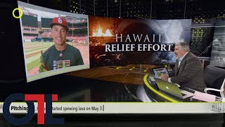 Hawaii native Kolten Wong helping relief effort amid volcanic eruptions | Outside the Lines | ESPN