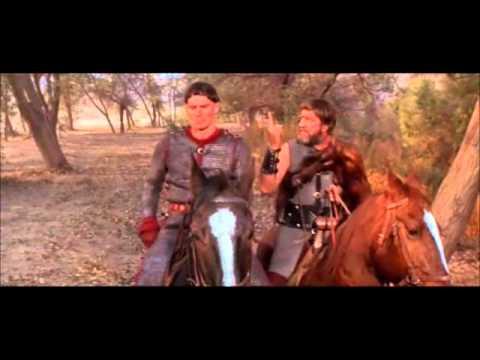 Richard Boone Pledges Loyalty To Charlton Heston.wmv