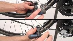 Reparer une chaine velo
