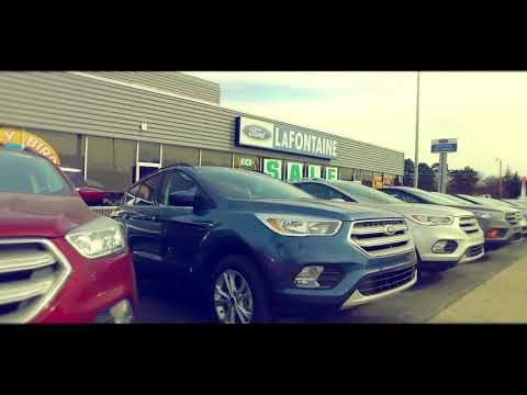 Lafontaine Ford Lansing >> Lafontaine Ford Of Lansing 2018 Ford F 150 Xlt