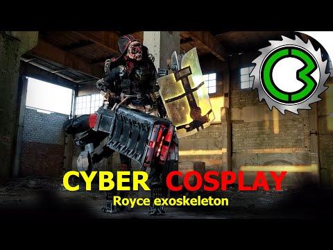 CYBERPUNK 2077 ROYCE  ||  как сделать экзоскелет до релиза