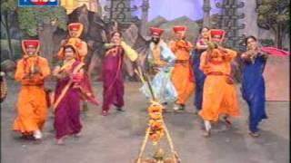 Marathi Song - Yad Bai Lagela Murlila - Jagran Gondhal by Chhagan Chougule