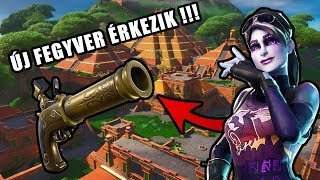 FORTNITE NEW WEAPON ARRIVES FINTLOCK!!! 30.000 SIGN UP FOR SUBSCRIBERS 1000 V-BUCKS LOTTERY