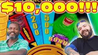 I WON $10,000!!! ★ TEN THOUSAND DOLLARS!!! ★ JACKPOT