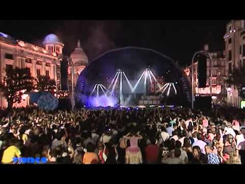 Santamaria - 10 Anos Ao Vivo no Porto - Raggajam (Vídeo Oficial) (2008)из YouTube · Длительность: 7 мин32 с