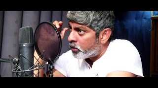 Jagapathi Babu Dubbing For The BFG Telugu  Movie  Making - Chai Biscuiit