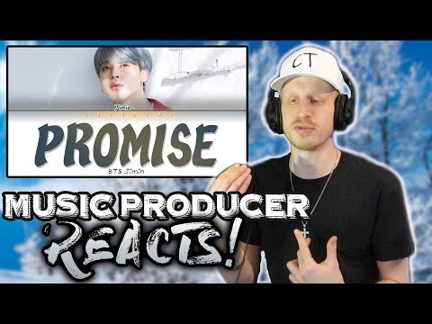 Music Producer Reacts to BTS JIMIN - Promise (약속)