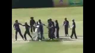 OCVC Special   Cricket Fights   Unbelievable Attack Fight in a cricket match in India   By OCVC
