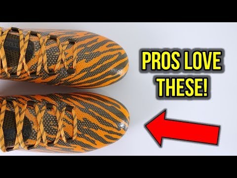 WHY DO PROS LIKE THESE? - Adidas X 17.1 Lone Hunter Pack - Review + On Feet