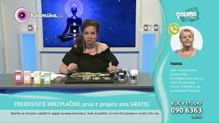 KosmikaTV: Vedeževalka Špela - Življenjska energija (25.5.2017)