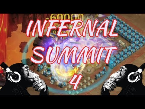 Lazulix | Infernal Summit 4 | Castle Clash