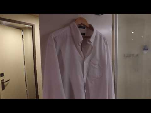 Cruise Tip!  How to Remove Garment Wrinkles withOUT a Steamer