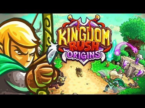 Смотреть Kingdom Rush: Frontiers   Прохождение #5