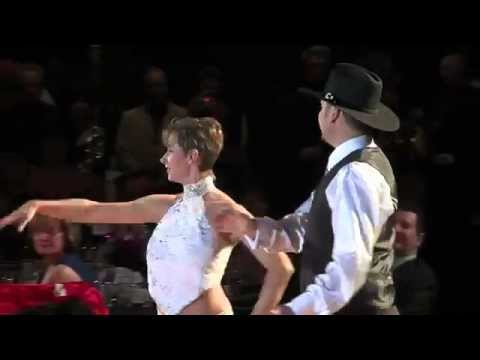 ACDA Dance Studio Instructors Dale Tosczak and Amanda Fleet Perform at Hospice Gala.flv