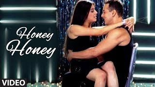 Honey Honey Video Song Salman Khan Feat. Divya Khosla Kumar | Roop Johri, Kunal Ganjawala