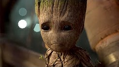 Guardians Of The Galaxy Vol. 2 Best Scenes - Baby Groot Best Moments