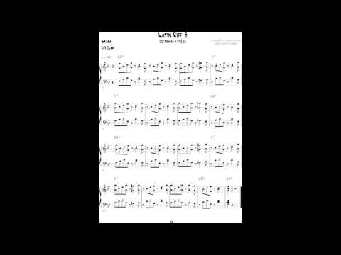 Salsa Piano/Keyboard Lesson from www.digitalsheetmusicdownloads.com