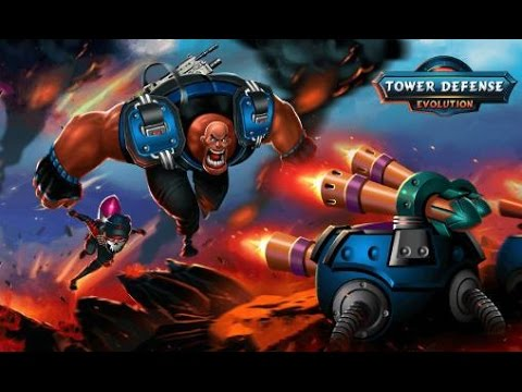 Field defense: Tower defense evolution - Android Game-play HD